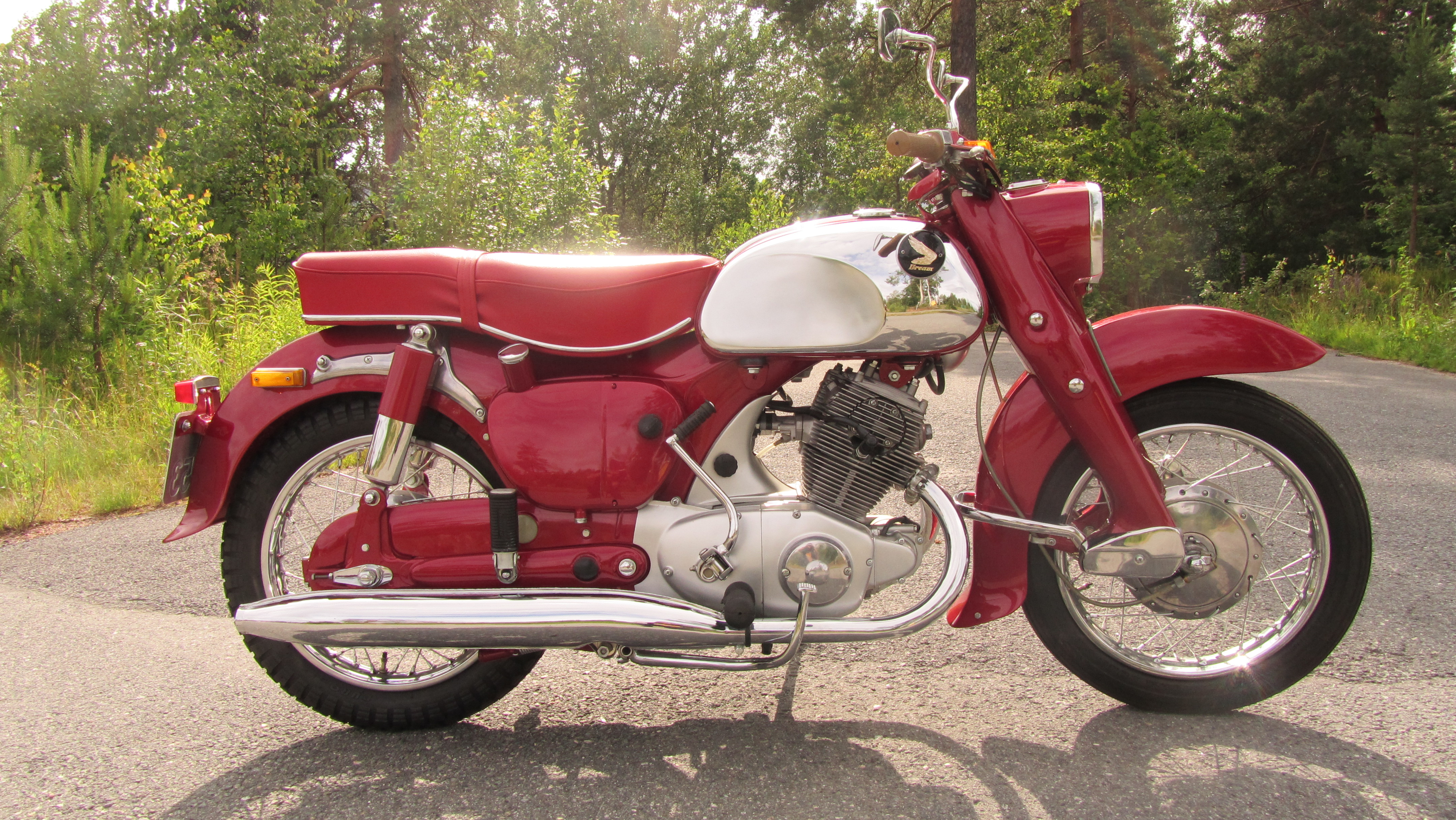 1960 honda c71 dream 250 | the veneration | pinterest | honda and cars